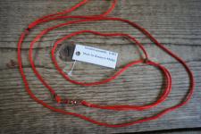 Parodinis pavadėlis (Raudonos spalvos)