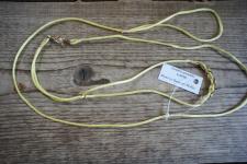 Parodinis pavadėlis (geltona spalva)