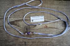 Parodinis pavadėlis (Šviesiai violetinė spalva)