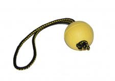 Kamuolys su virve šuniui (su magnetu prie striukės)