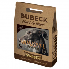Sausas maistas - Bubeck - Windspiel Power