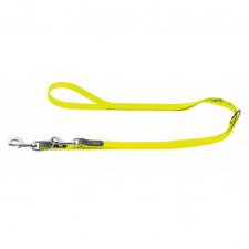 Ilgas neperšlampantis pavadėlis, geltonas, 200 cm