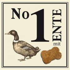 Nr.1 šunų skanėstai su antiena, 210g