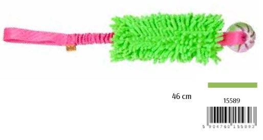 Žaislas (kamuoliukas su virve)