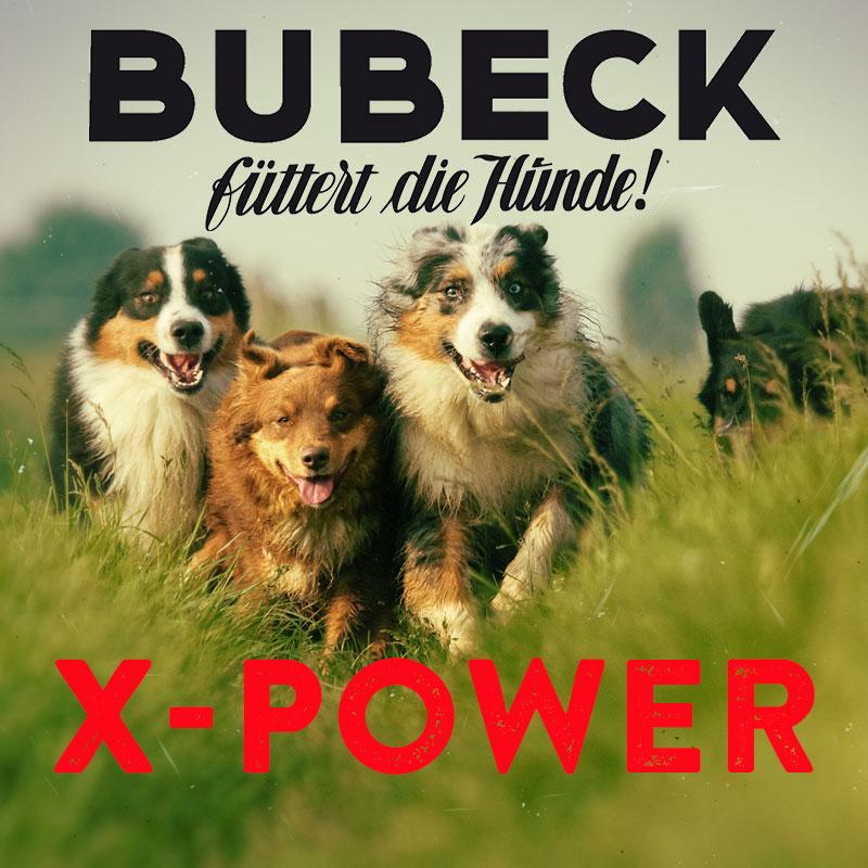 """Akcija - """"X Power"""" sausas maistas (aktyviems, sportuojantiem šunims)"""