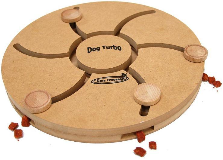 Nina Ottosson Dog Turbo  - Interaktyvus, ugdomas žaidimas šunims
