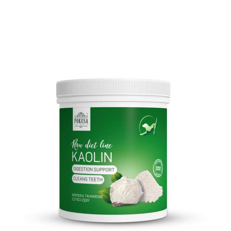 Kaolin – maisto papildai žarnynui, dantims (200gr)