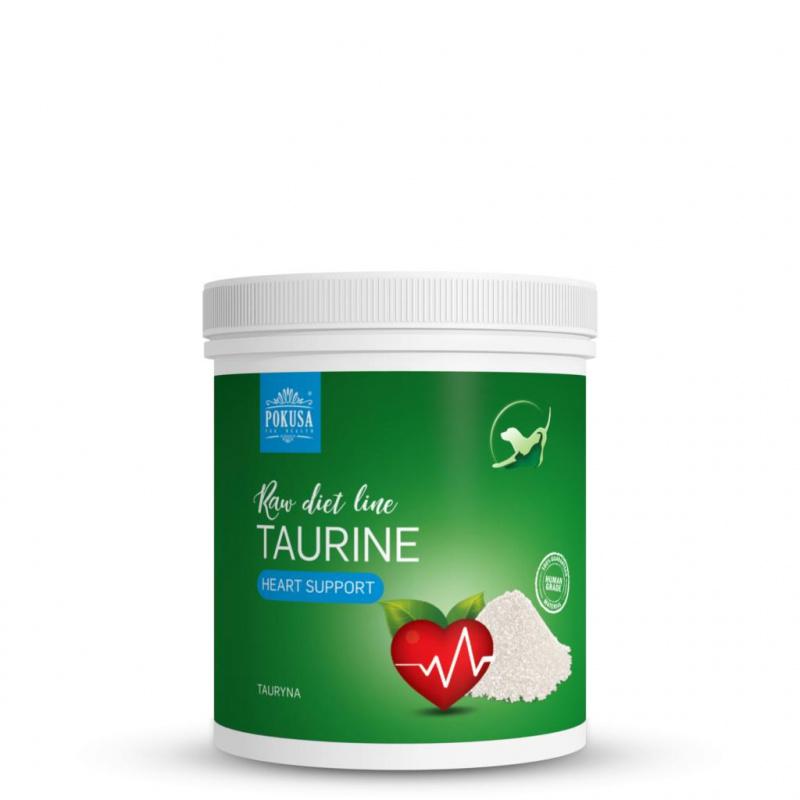 ,,Taurine''- maisto papildai šunų širdies funkcijai (400gr)