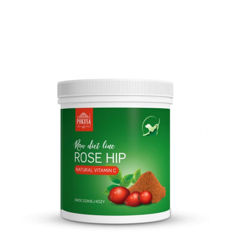 ,,ROSE hip,, Natūralus vitaminas C, šlapimo takams (200gr)