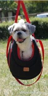 Transportavimo krepšys šuniui